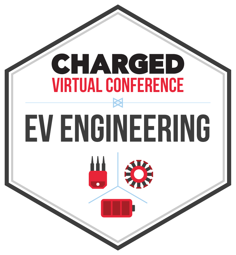 Charged EVs logo